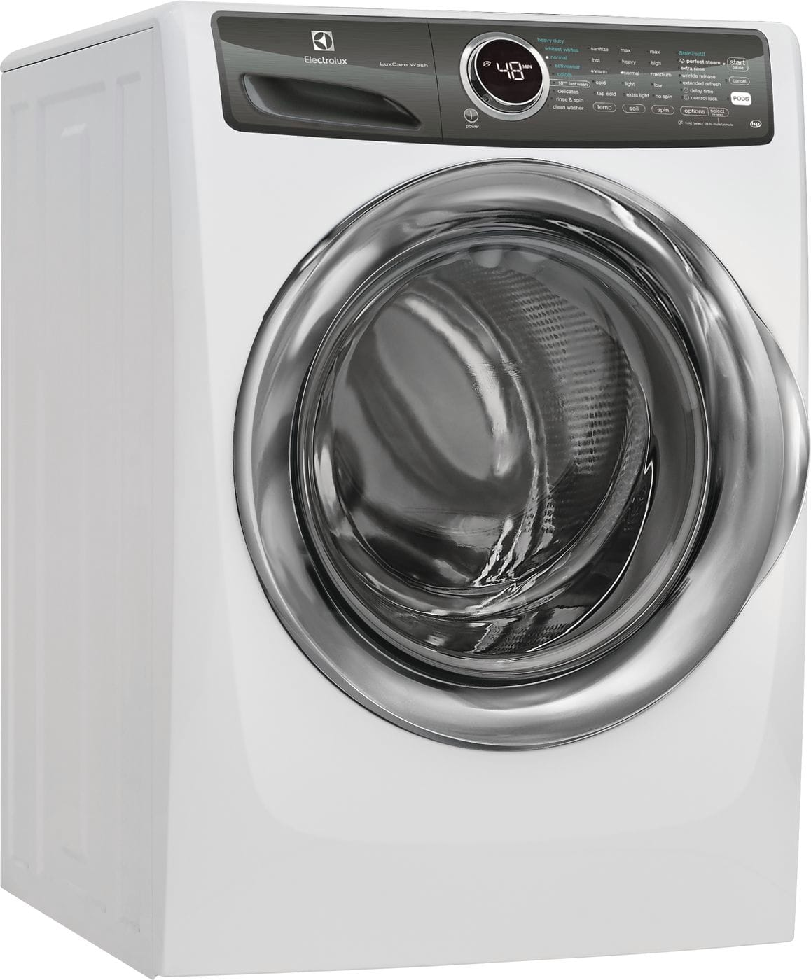 Electrolux Front Load Perfect Steam™ Washer with LuxCare® Wash - 4.3 Cu. Ft