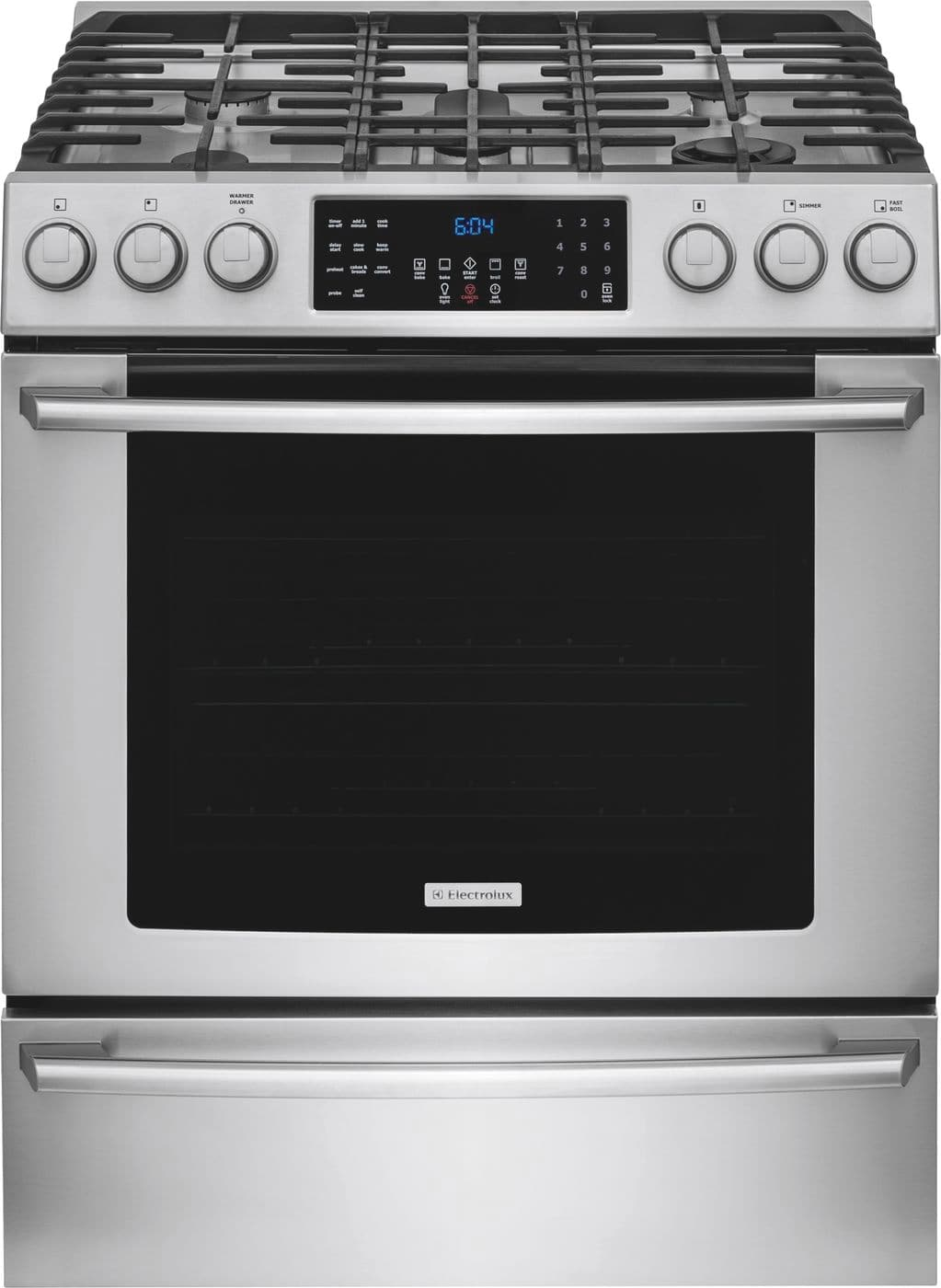 "Electrolux 30"" Gas Front Control Freestanding Range"