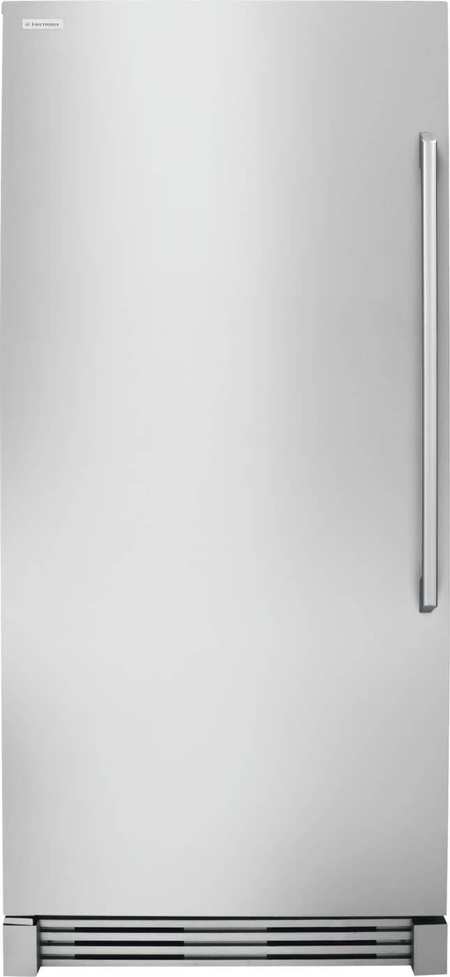 Electrolux All Freezer with IQ-Touch™ Controls
