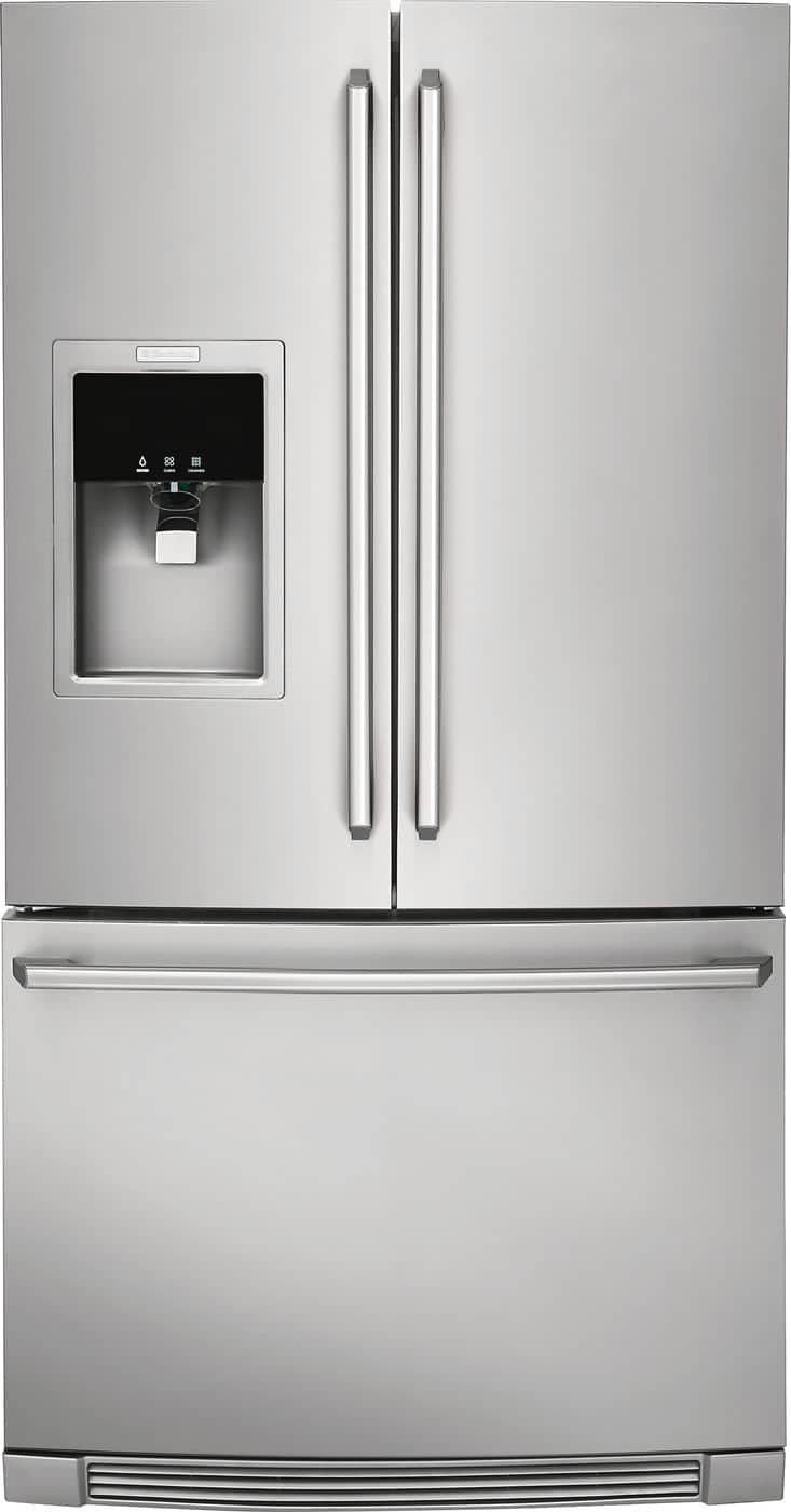 Electrolux Counter-Depth French Door Refrigerator with Wave-Touch® Controls