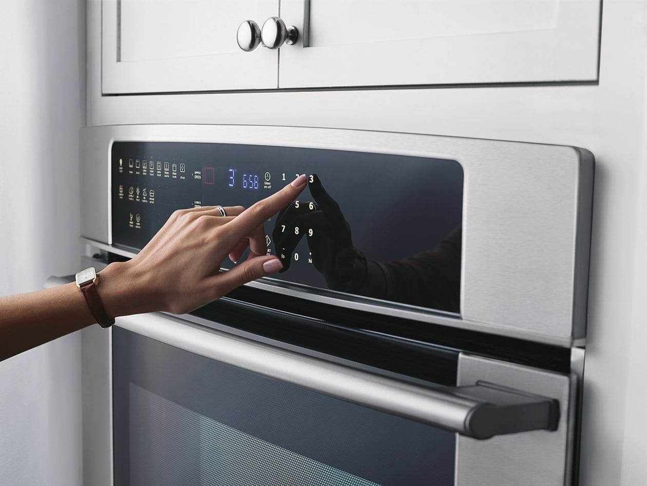"Model: EW30EW65PS | Electrolux 30"" Electric Double Wall Oven with Wave-Touch® Controls"