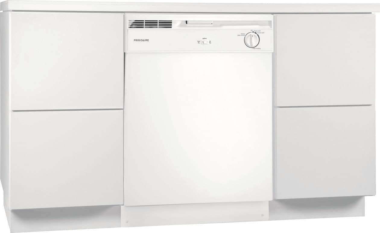 "Model: FBD2400KW | Frigidaire 24"" Built-In Dishwasher"