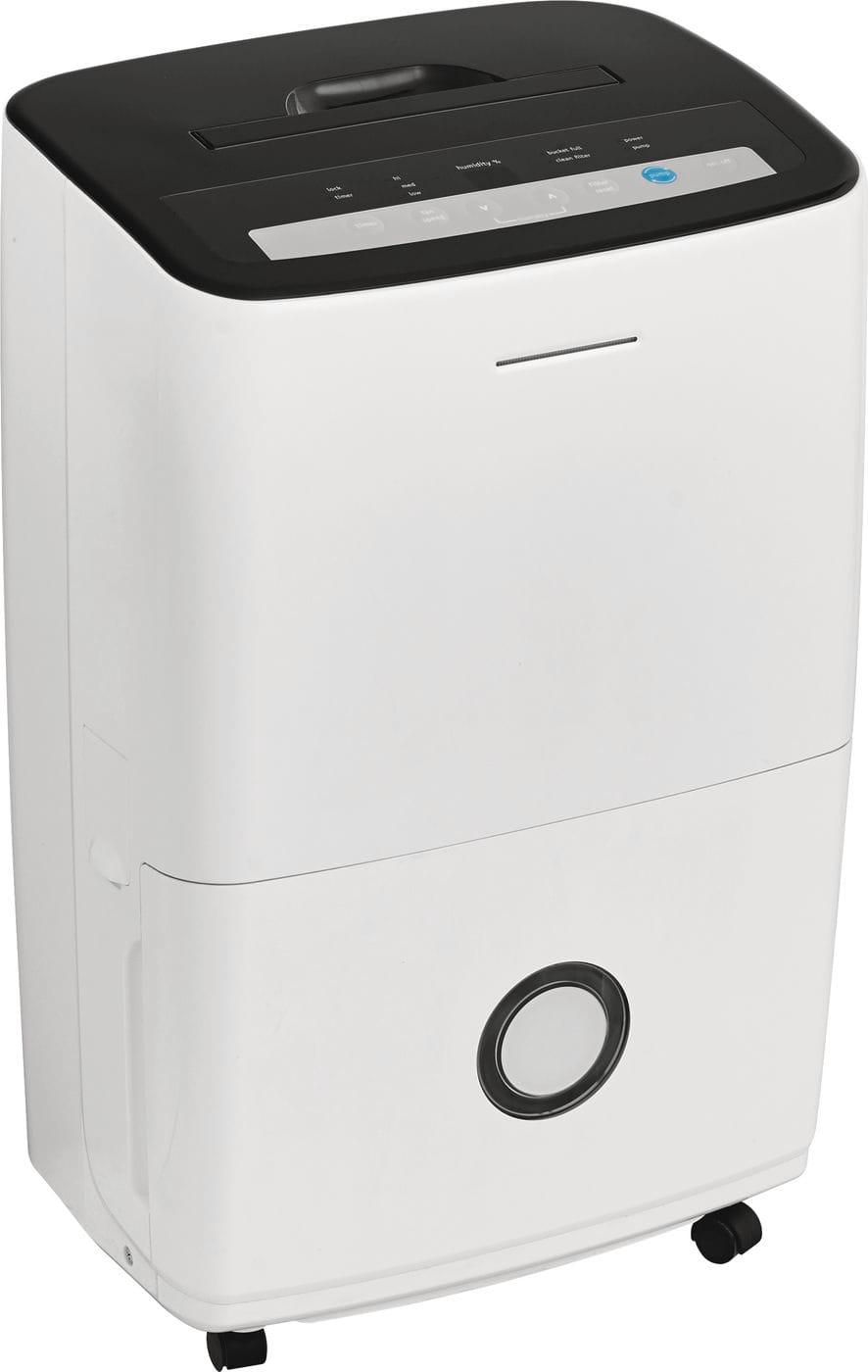 Model: FFAP7033T1 | Frigidaire Large Room 70 Pint Capacity Dehumidifier with Pump