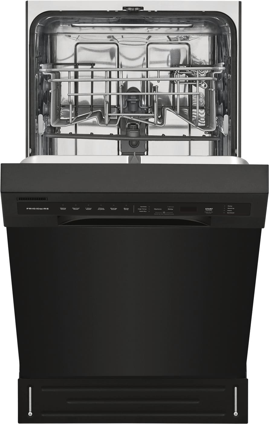 "Model: FFBD1831UB | Frigidaire 18"" Built-In Dishwasher"