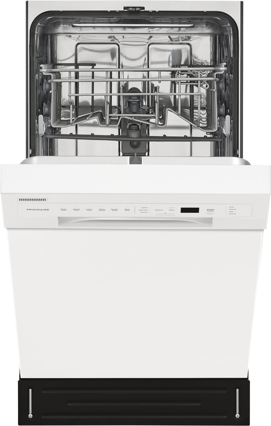 "Model: FFBD1831UW | Frigidaire 18"" Built-In Dishwasher"