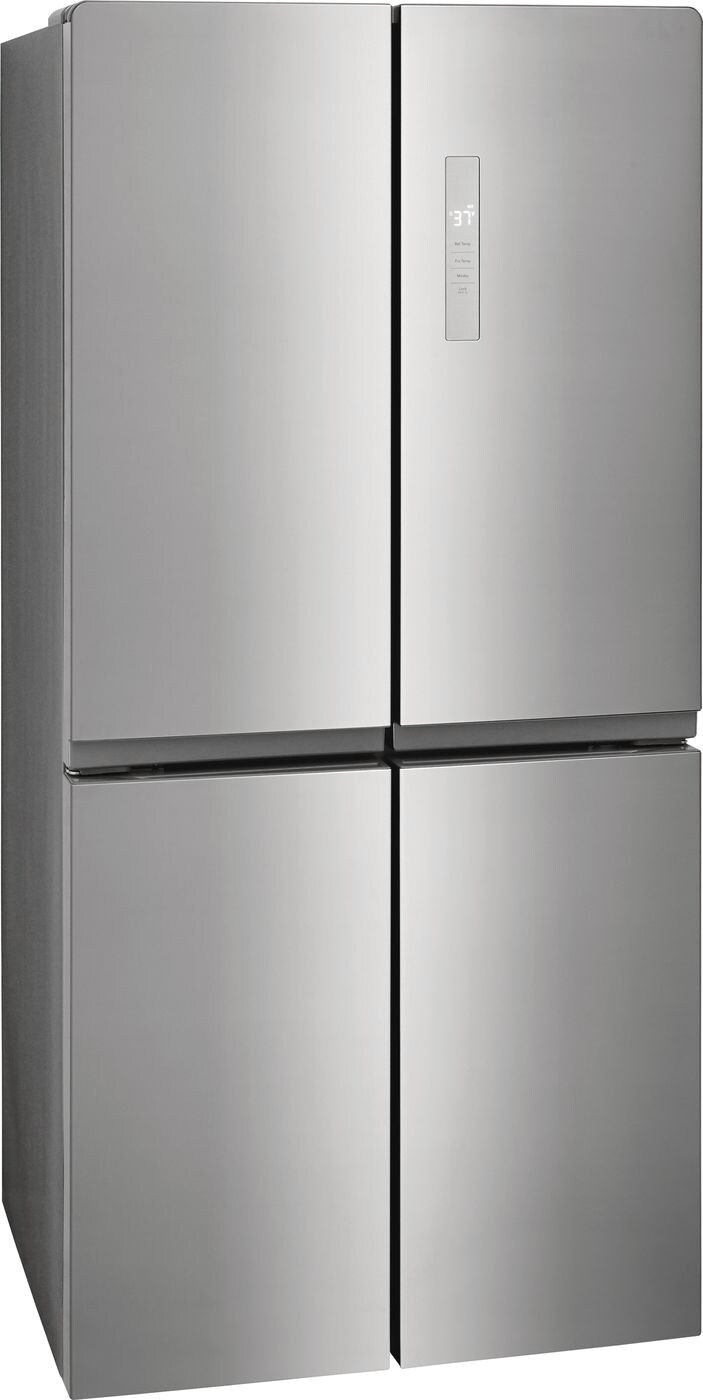 Model: FFBN1721TV | 17.4 Cu. Ft. 4 Door Refrigerator