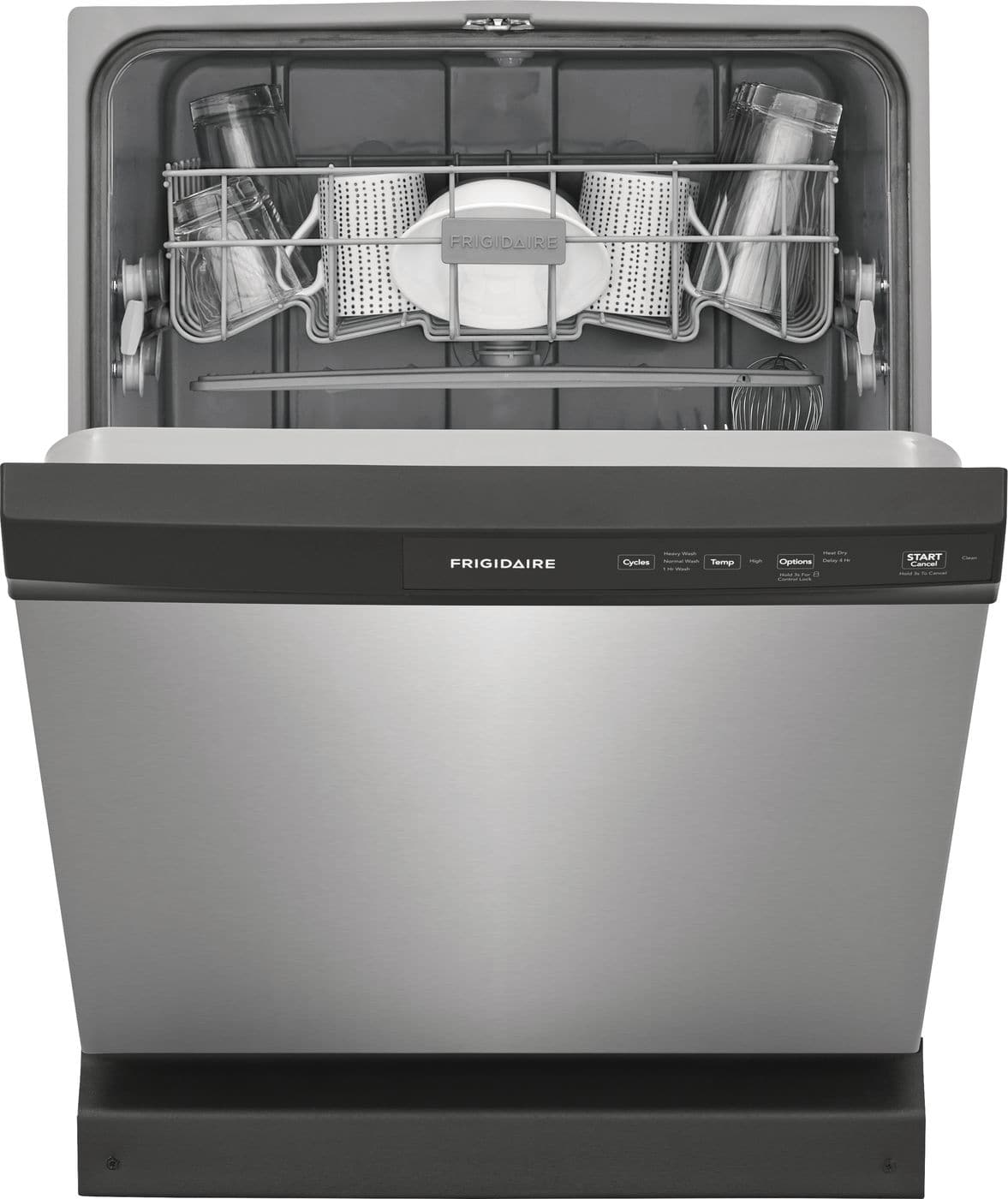 "Model: FFCD2413US | Frigidaire 24"" Built-In Dishwasher"
