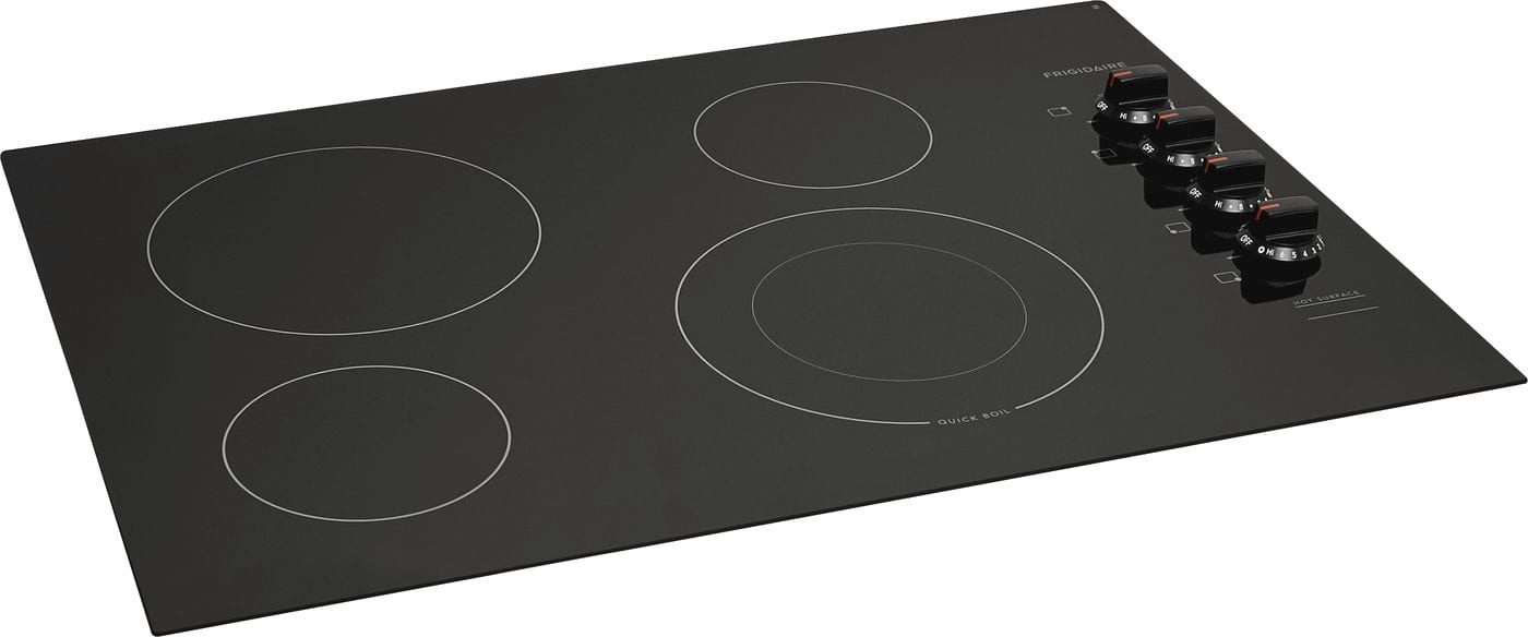 "Model: FFEC3025UB | Frigidaire 30"" Electric Cooktop"