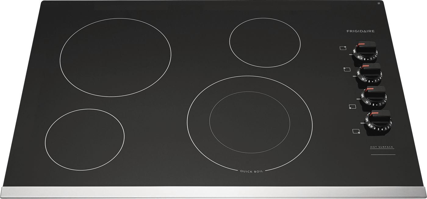 "Model: FFEC3025US | Frigidaire 30"" Electric Cooktop"