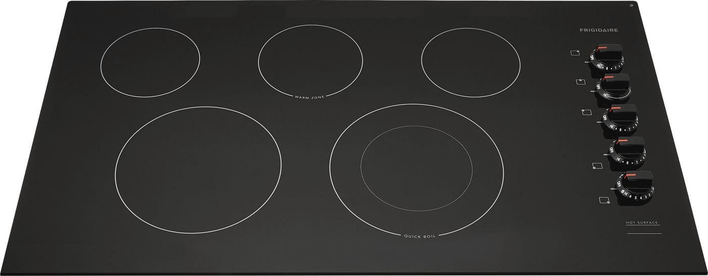 "Model: FFEC3625UB | Frigidaire 36"" Electric Cooktop"