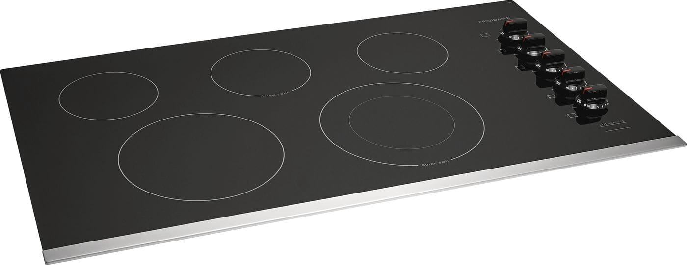 "Model: FFEC3625US | Frigidaire 36"" Electric Cooktop"