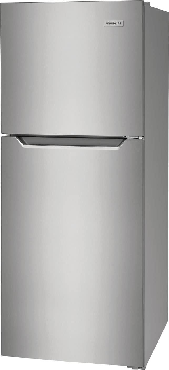 Frigidaire - FFET1222UV - 11.6 Cu. Ft. Top Freezer Apartment ...