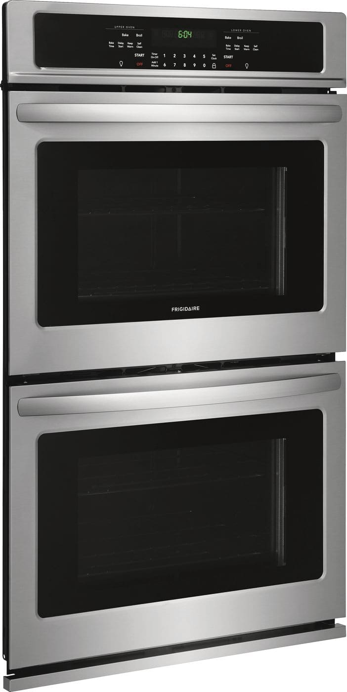 "Model: FFET2726TS | Frigidaire 27"" Double Electric Wall Oven"