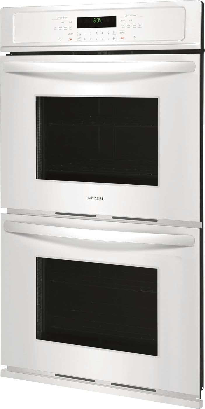 "Model: FFET2726TW | Frigidaire 27"" Double Electric Wall Oven"