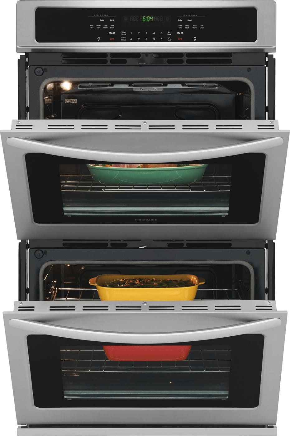 "Model: FFET3026TS | Frigidaire 30"" Double Electric Wall Oven"