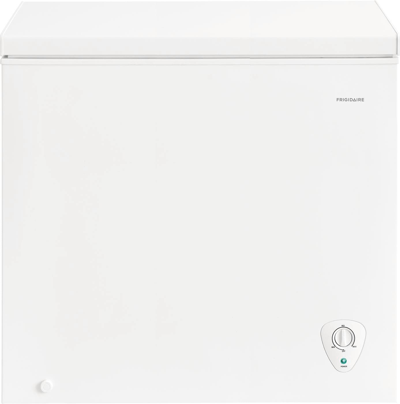 Frigidaire 7.2 Cu. Ft. Chest Freezer Manual Defrost