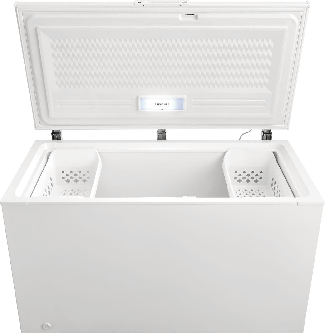 Model: FFFC15M4TW | 14.8 Cu. Ft. Chest Freezer