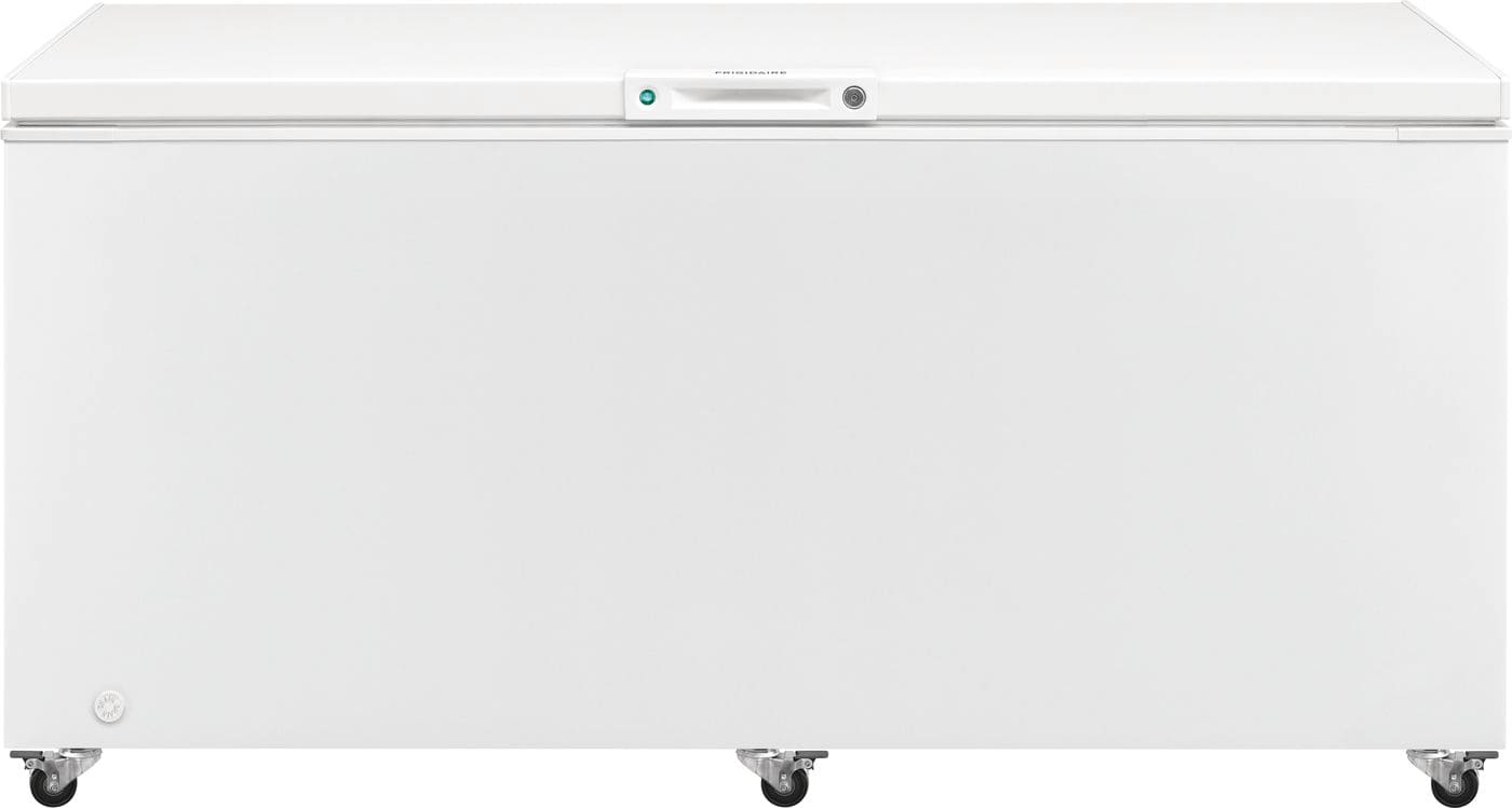 Model: FFFC20M4TW | 19.8 Cu. Ft. Chest Freezer