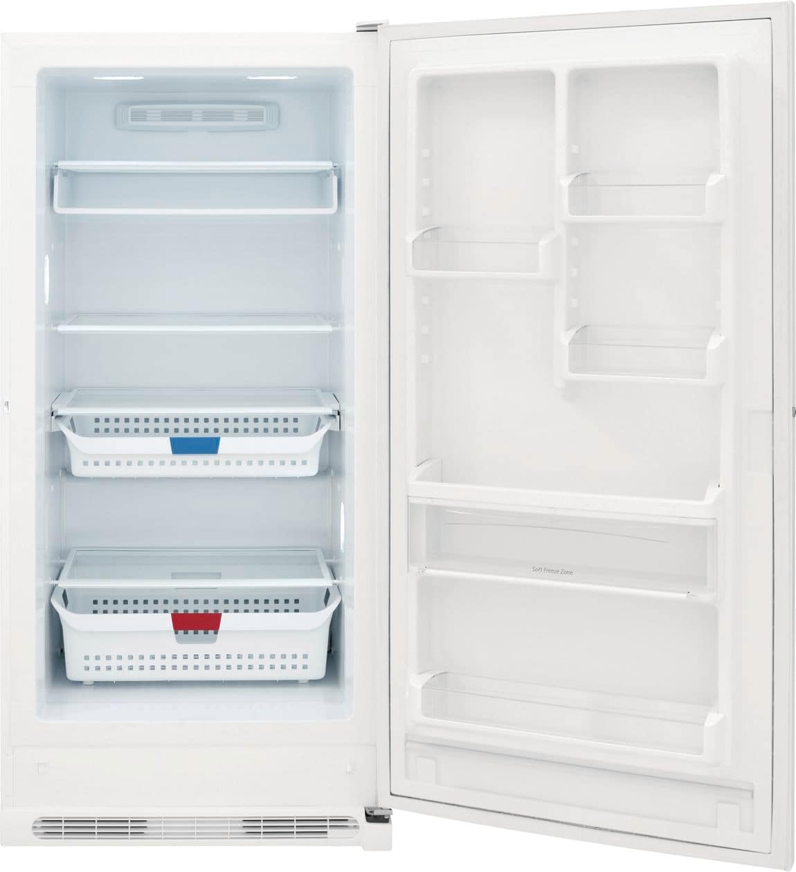 Model: FFFH21F6QW | Frigidaire 20.5 Cu. Ft. Upright Freezer