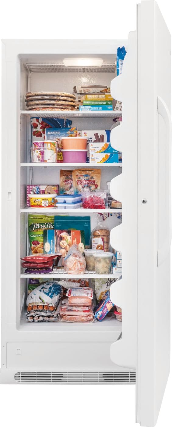 Model: FFFU21M1QW | 20.9 Cu. Ft. Upright Freezer