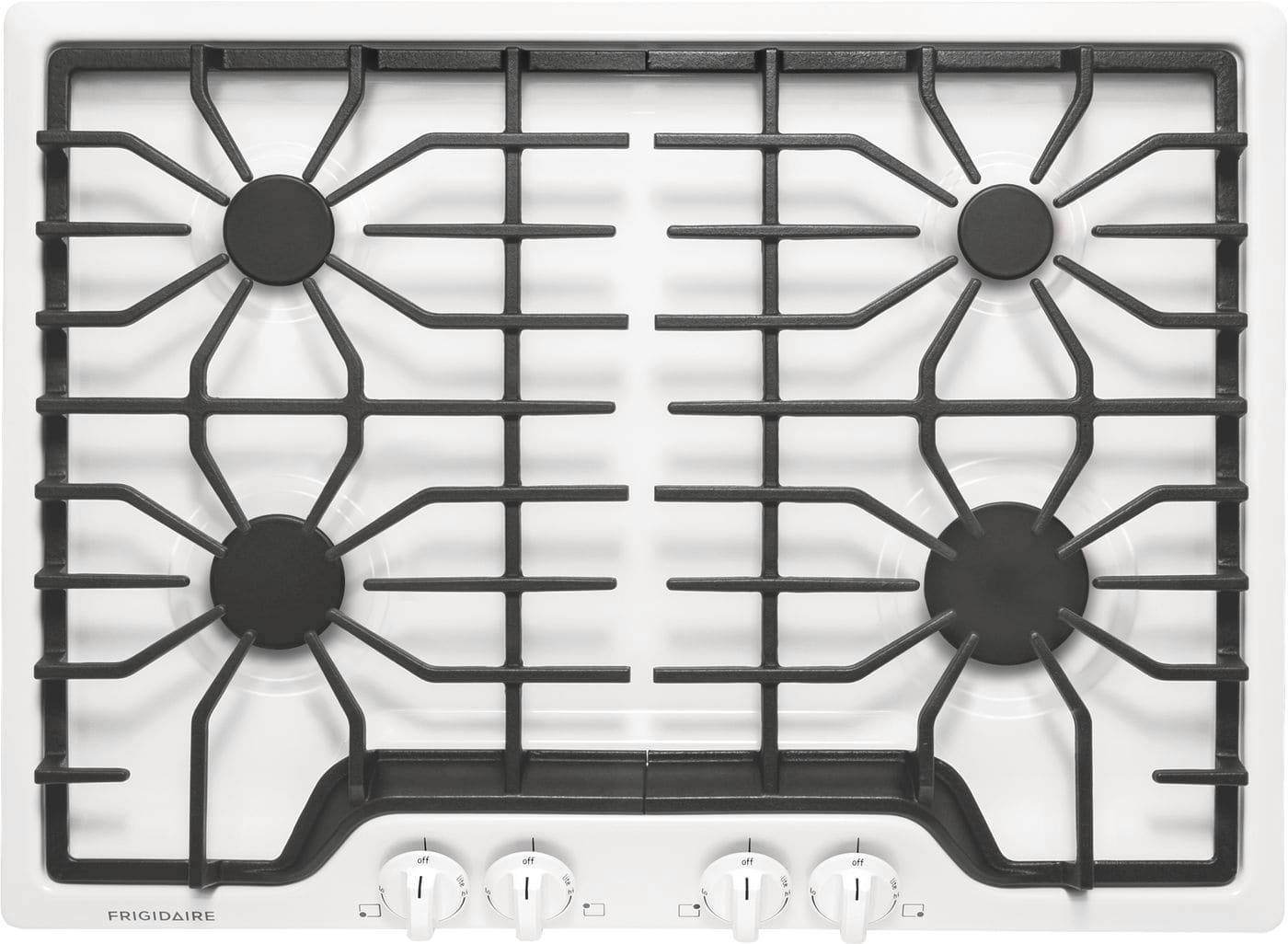 "Model: FFGC3026SW | Frigidaire 30"" Gas Cooktop"