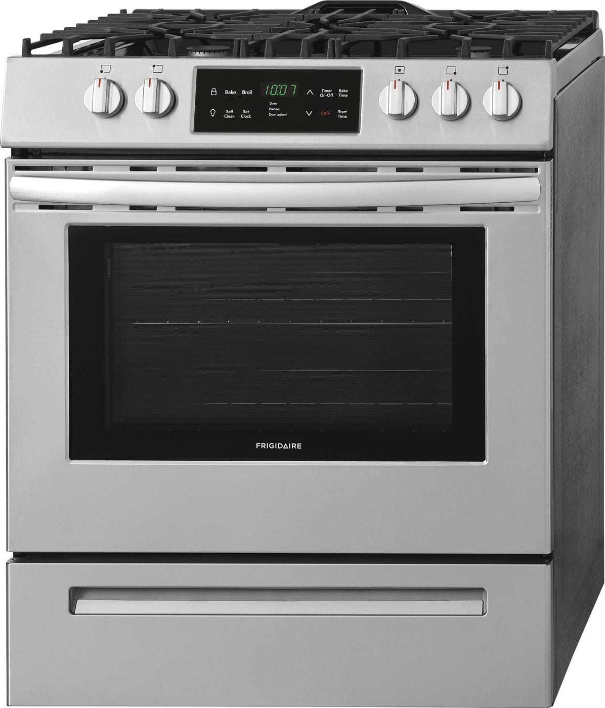 "Frigidaire 30"" Front Control Freestanding Gas Range"