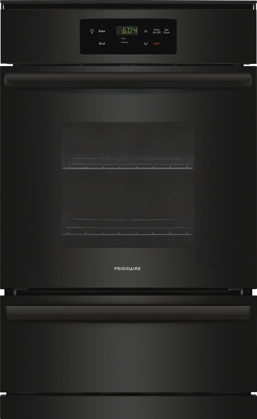 "Model: FFGW2416UB | Frigidaire 24"" Single Gas Wall Oven"