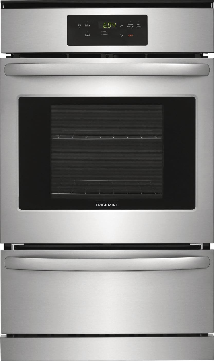 "Model: FFGW2416US | Frigidaire 24"" Single Gas Wall Oven"