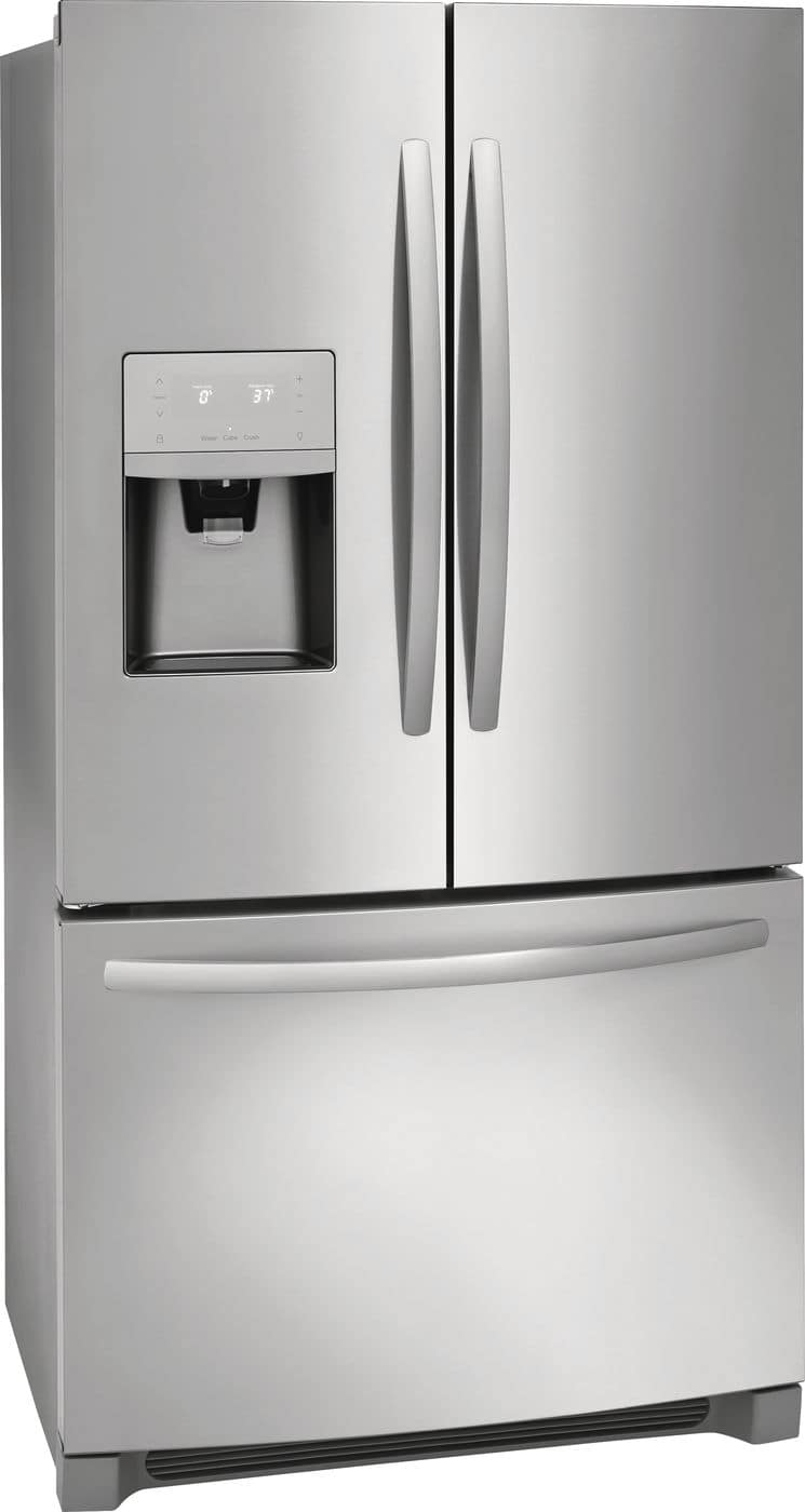 Model: FFHB2750TS | Frigidaire 26.8 Cu. Ft. French Door Refrigerator