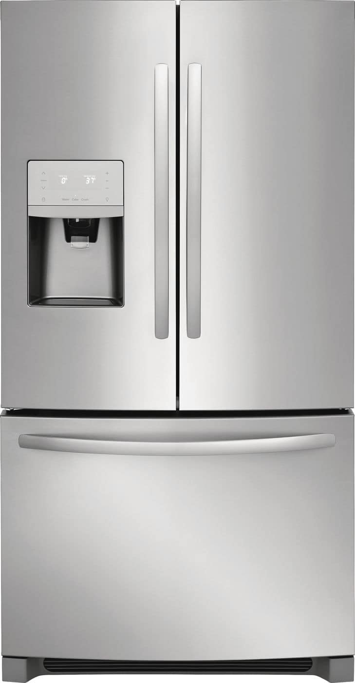 Model: FFHD2250TS | Frigidaire 21.7 Cu. Ft. French Door Counter-Depth Refrigerator