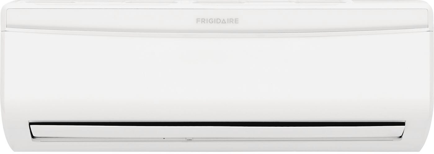 Frigidaire Ductless Split Air Conditioner Cool and Heat- 12,000 BTU, Heat Pump- 115V- Indoor unit
