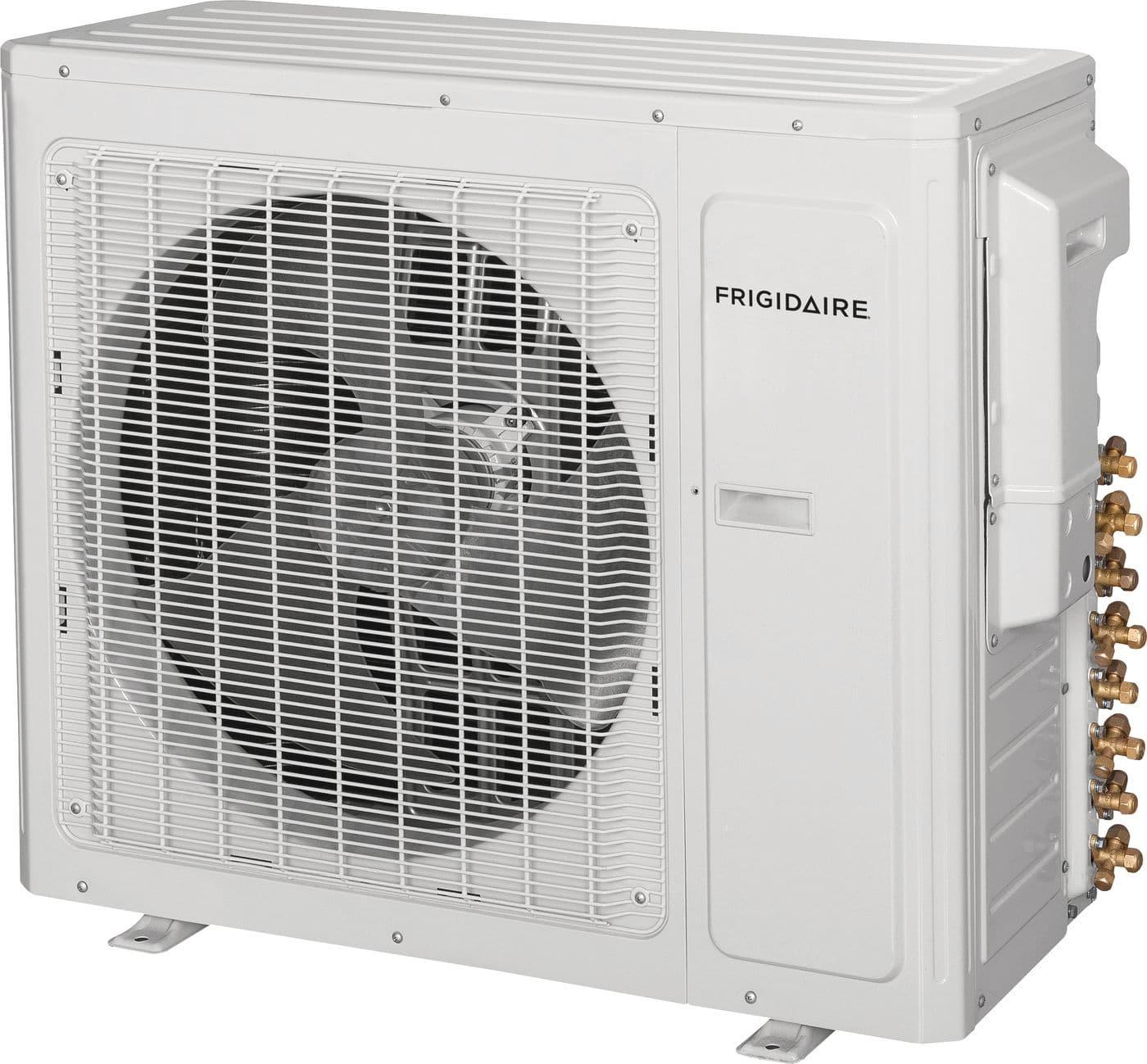 Model: FFHP242ZQ2 | Frigidaire Ductless Split Air Conditioner with Heat Pump, 26,000btu 208/230volt