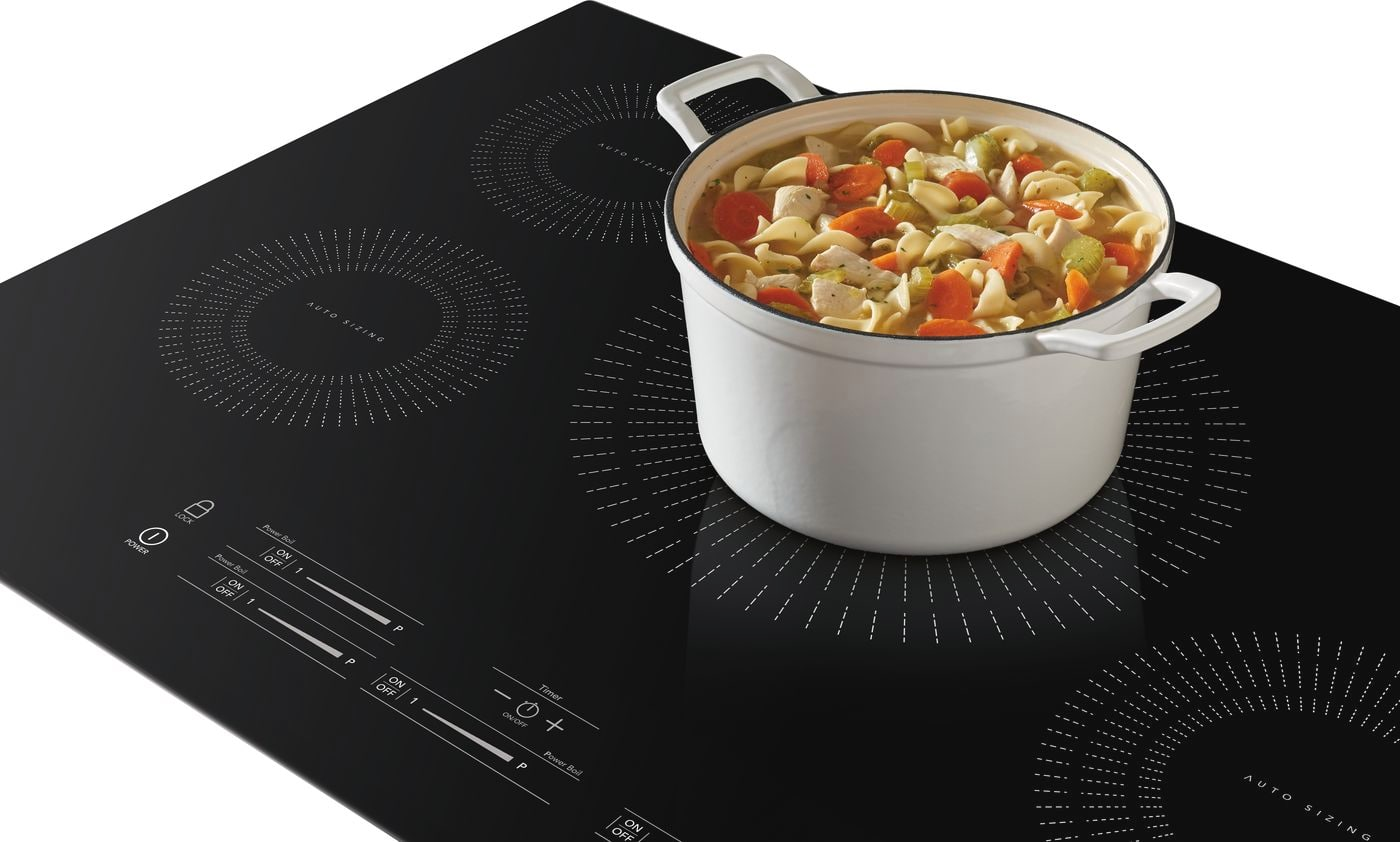 "Model: FFIC3026TB | Frigidaire 30"" Induction Cooktop"
