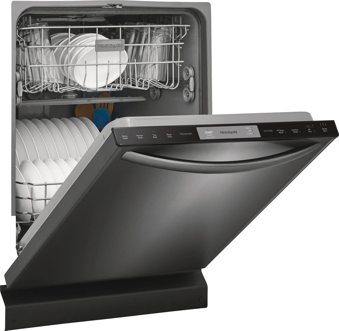 "Model: FFID2426TD | Frigidaire 24"" Built-In Dishwasher"