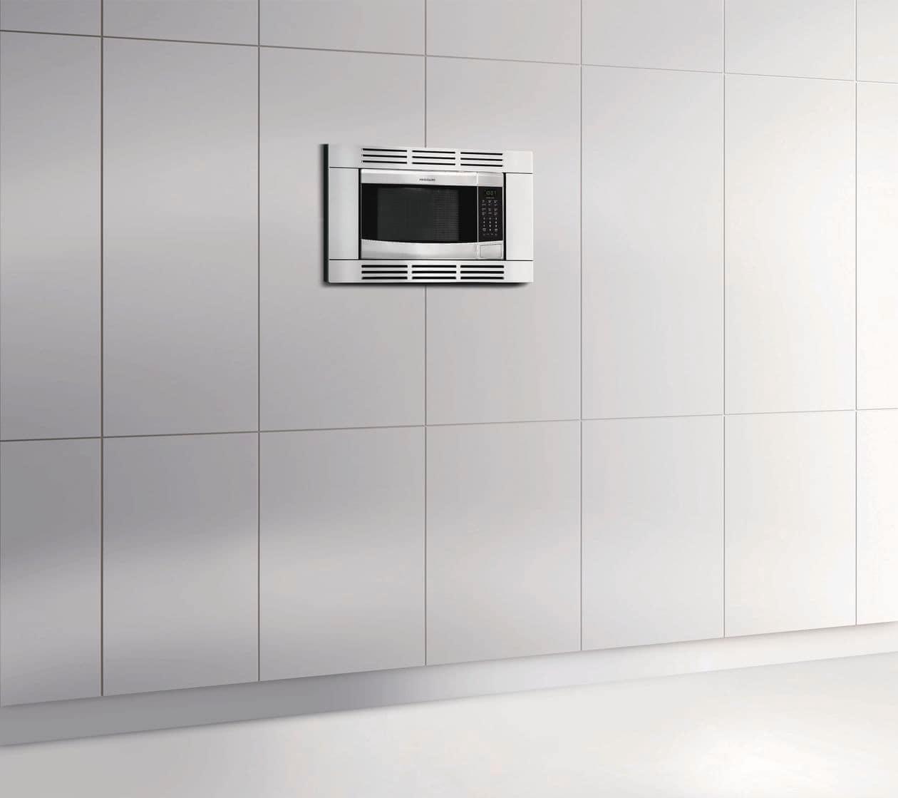 Model: FFMO1611LS | Frigidaire 1.6 Cu. Ft. Built-in Microwave