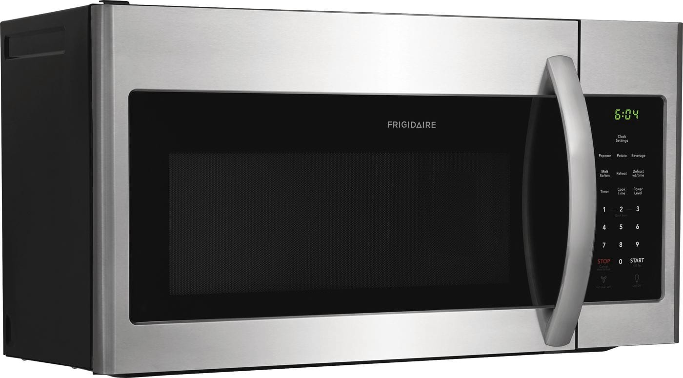 Model: FFMV1645TS | Frigidaire 1.6 Cu. Ft. Over-The-Range Microwave