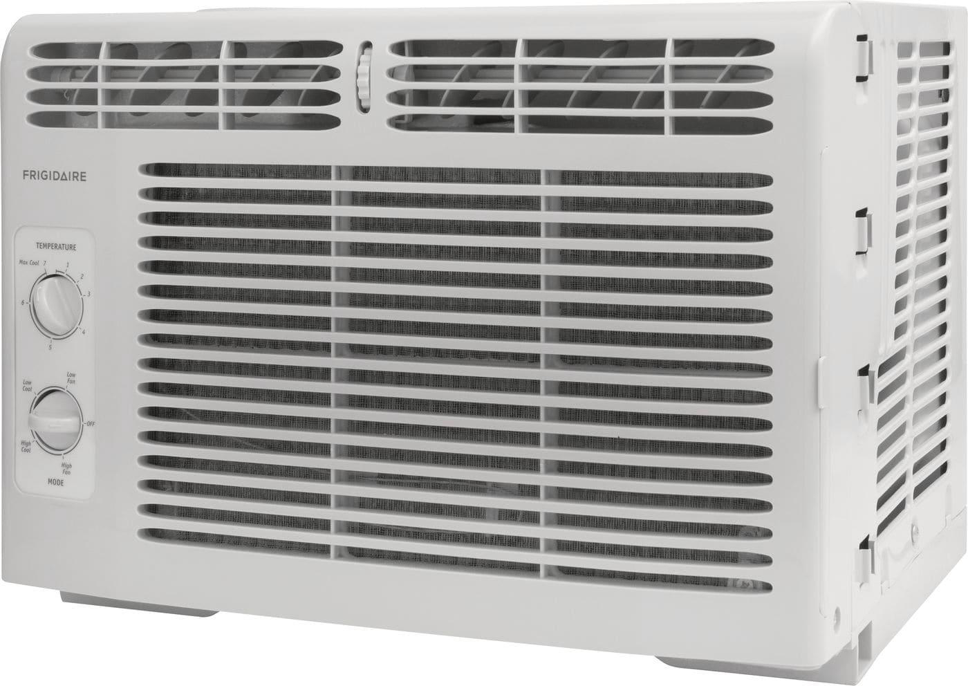 Model: FFRA0511R1 | Frigidaire 5,000 BTU Window-Mounted Room Air Conditioner