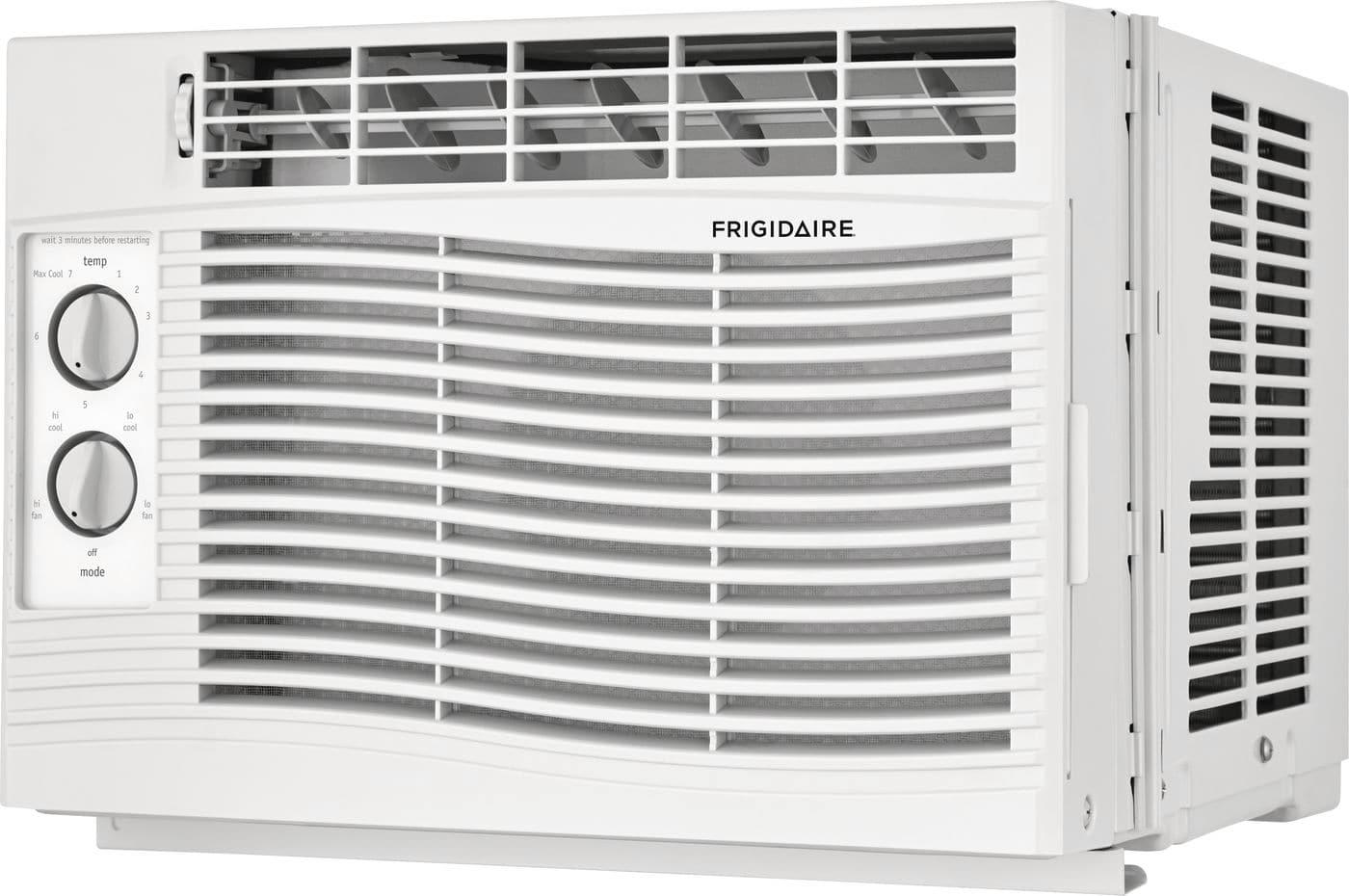 Model: FFRA0511U1 | Frigidaire 5,000 BTU Window-Mounted Room Air Conditioner