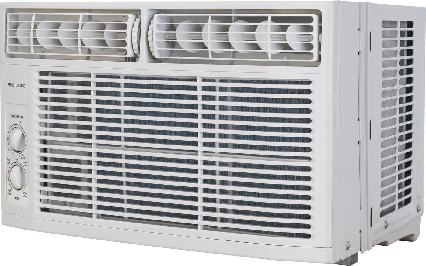 Model: FFRA0811R1   Frigidaire 8,000 BTU Window-Mounted Room Air Conditioner