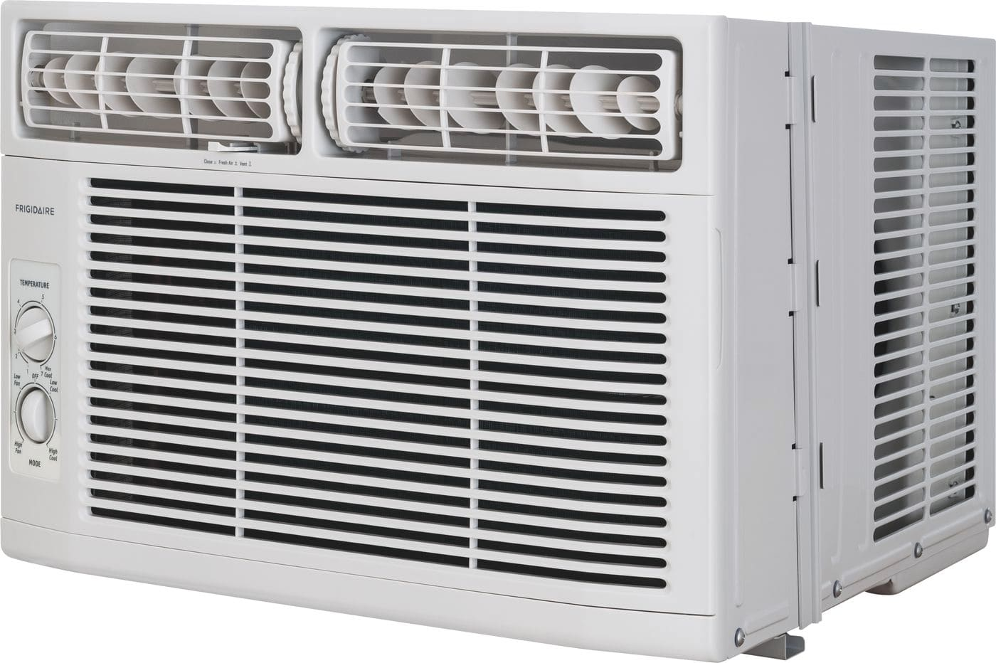 Model: FFRA1211R1 | Frigidaire 12,000 BTU Window-Mounted Room Air Conditioner