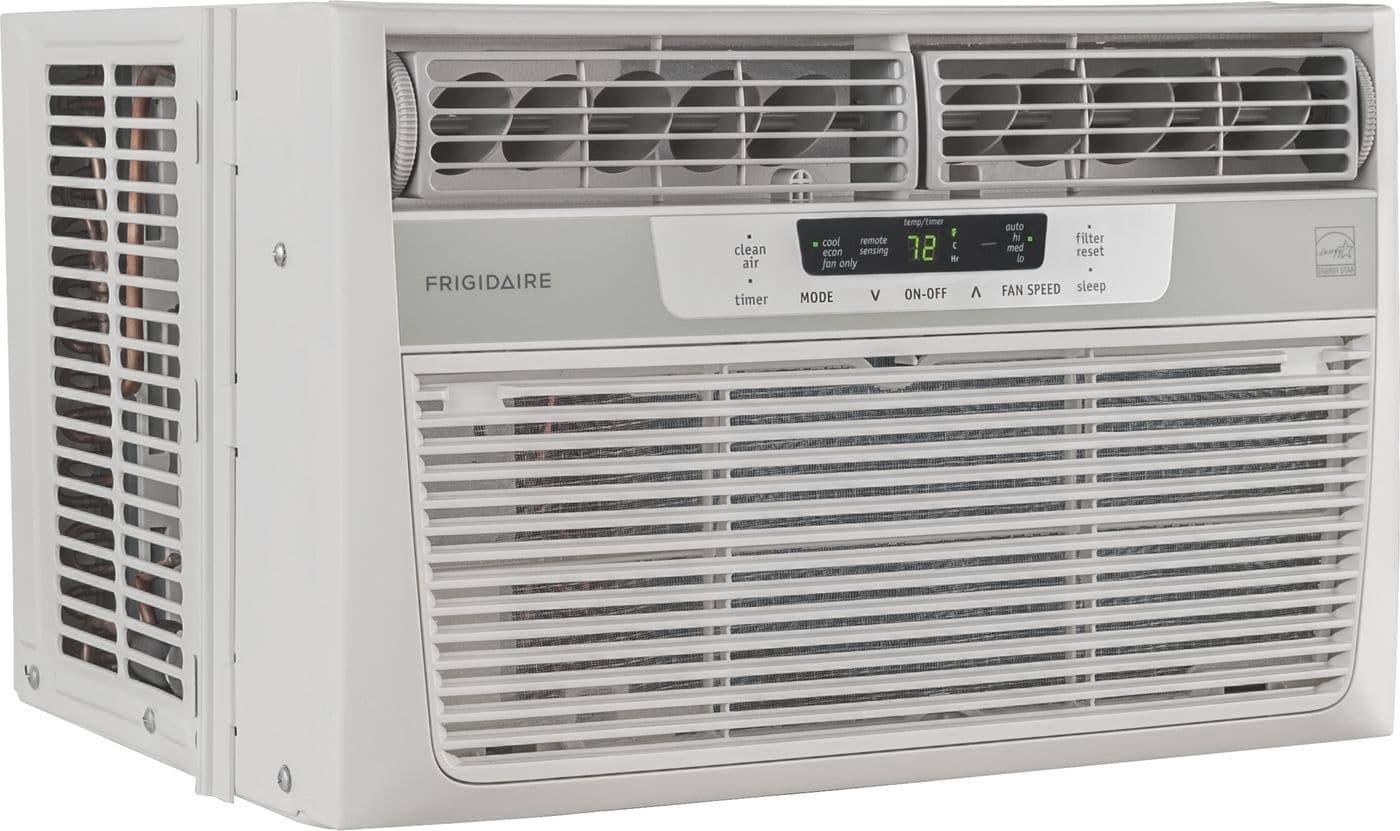 Model: FFRE0833S1 | Frigidaire 8,000 BTU Window-Mounted Room Air Conditioner