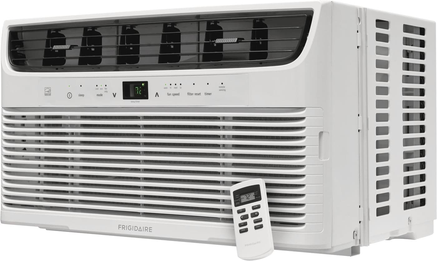 Model: FFRE083ZA1 | Frigidaire 8,000 BTU Window-Mounted Room Air Conditioner
