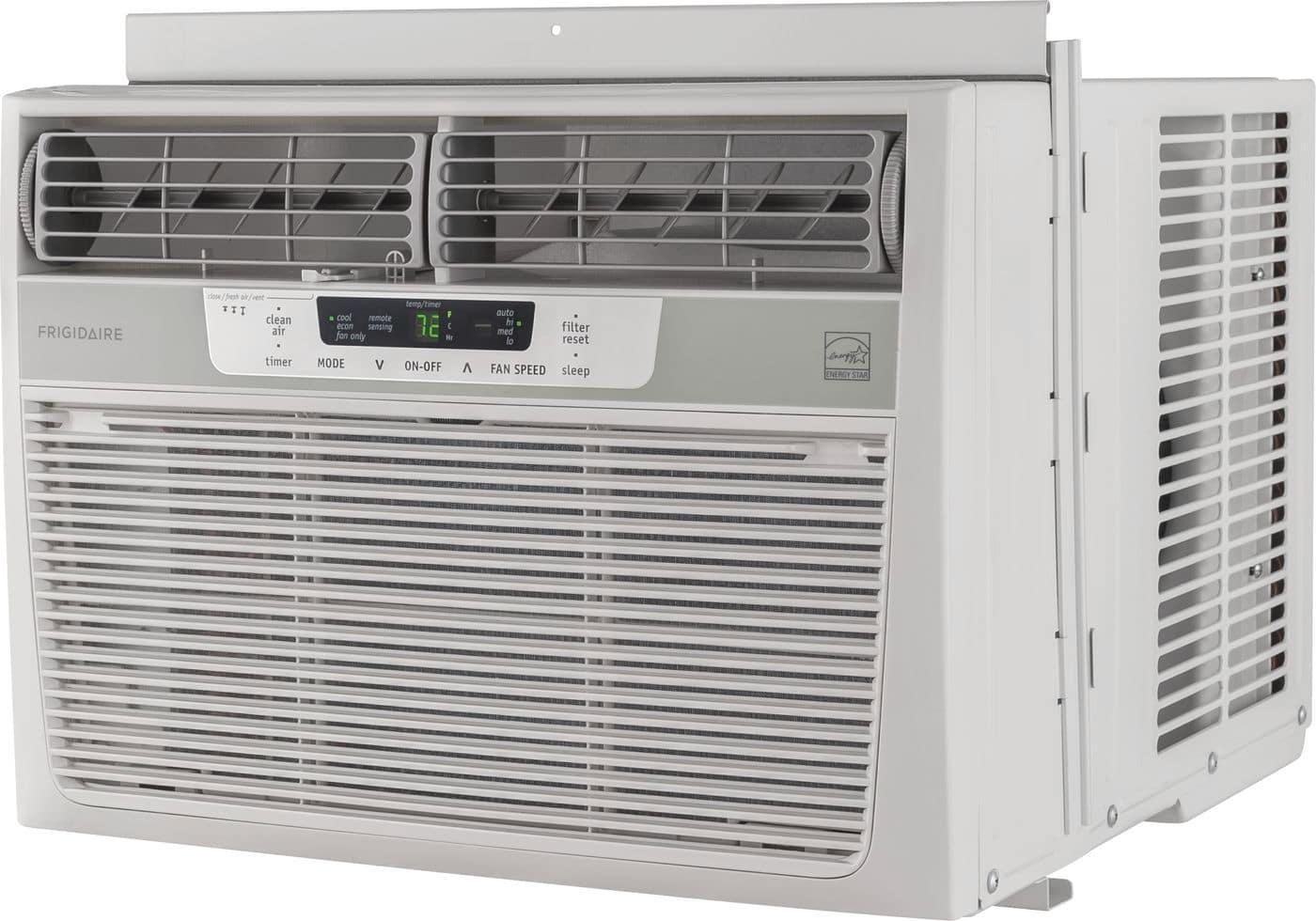 Model: FFRE1233S1   Frigidaire 12,000 BTU Window-Mounted Room Air Conditioner