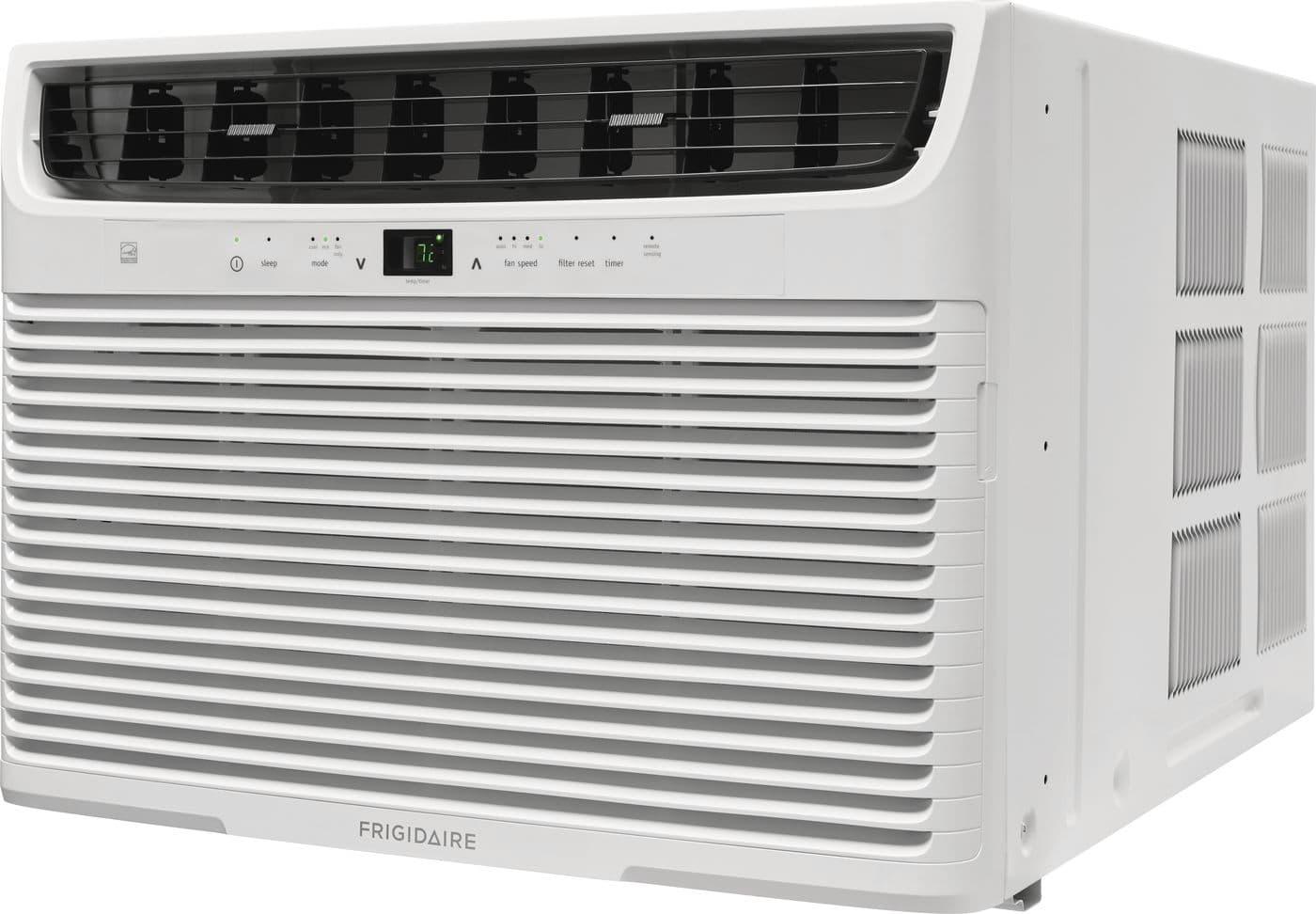 Model: FFRE1233U1 | Frigidaire 12,000 BTU Window-Mounted Room Air Conditioner