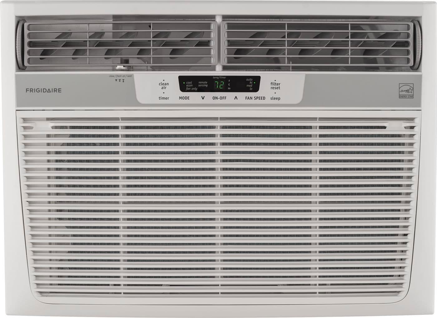 18,000 BTU Window-Mounted Room Air Conditioner