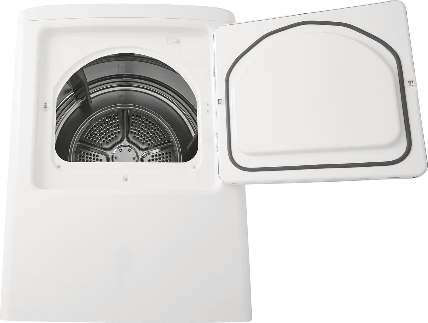 Model: FFRG4120SW | Frigidaire 6.7 Cu. Ft. Free Standing Gas Dryer
