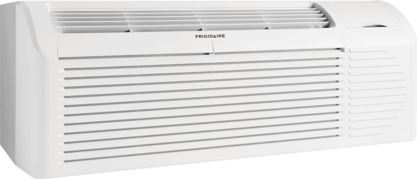 Model: FFRP122HT3 | Frigidaire PTAC unit with Heat Pump and Electric Heat backup 12,000 BTU 208/230V with Corrosion Guard and Dry Mode