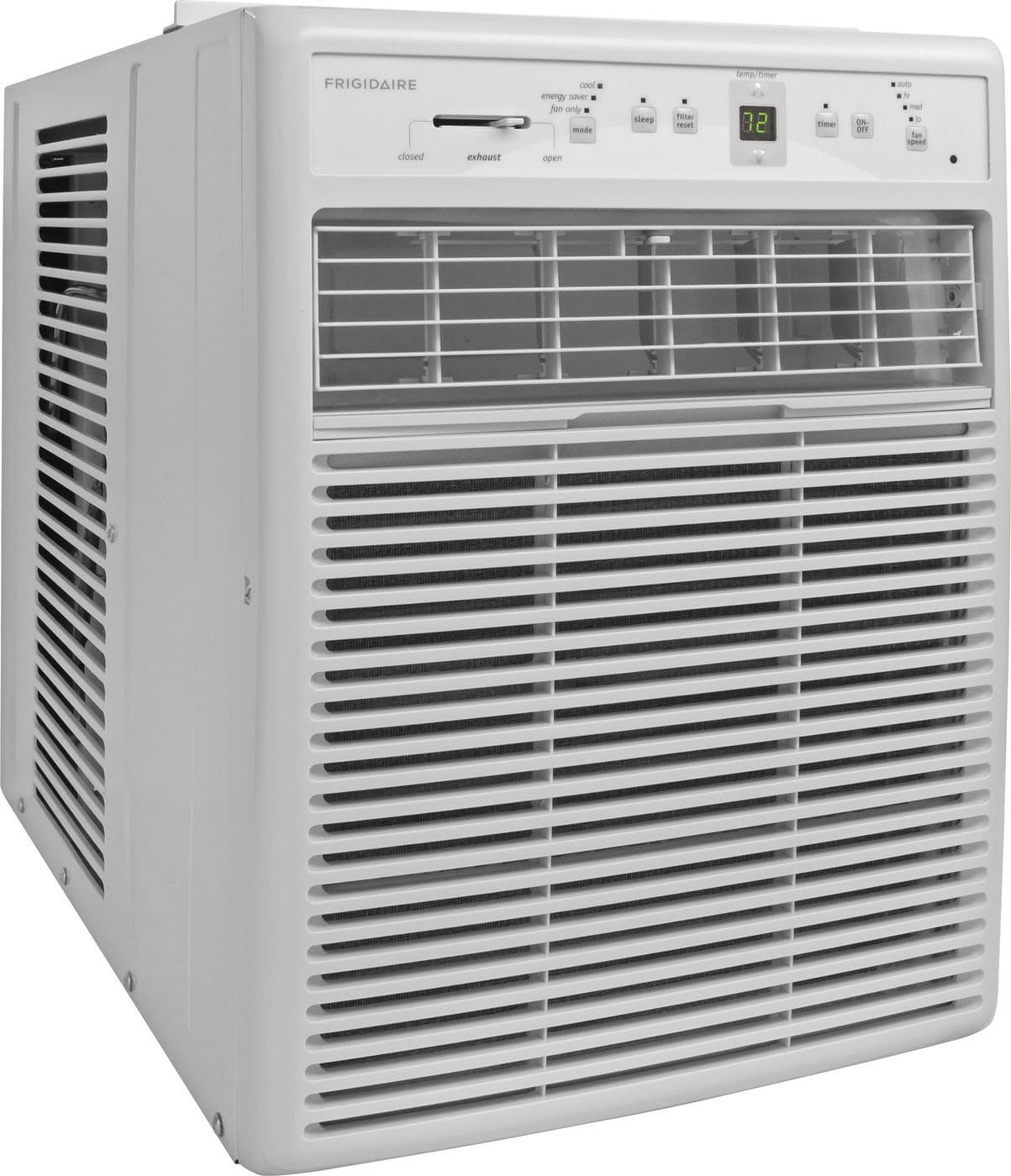 Model: FFRS0822S1 | Frigidaire 8,000 BTU  Window-Mounted Slider / Casement Air Conditioner
