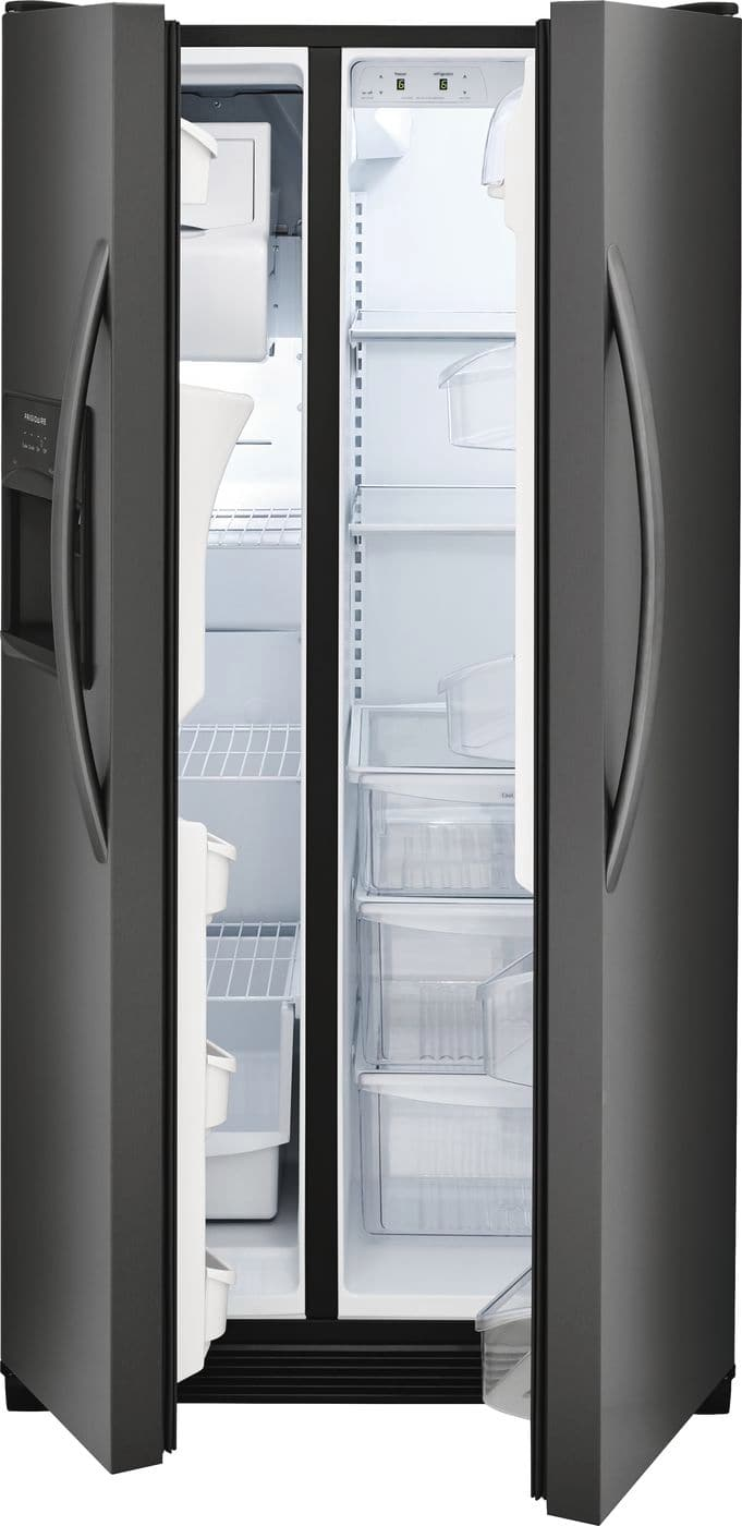 Model: FFSS2315TD | Frigidaire 22.1 Cu. Ft. Side-by-Side Refrigerator