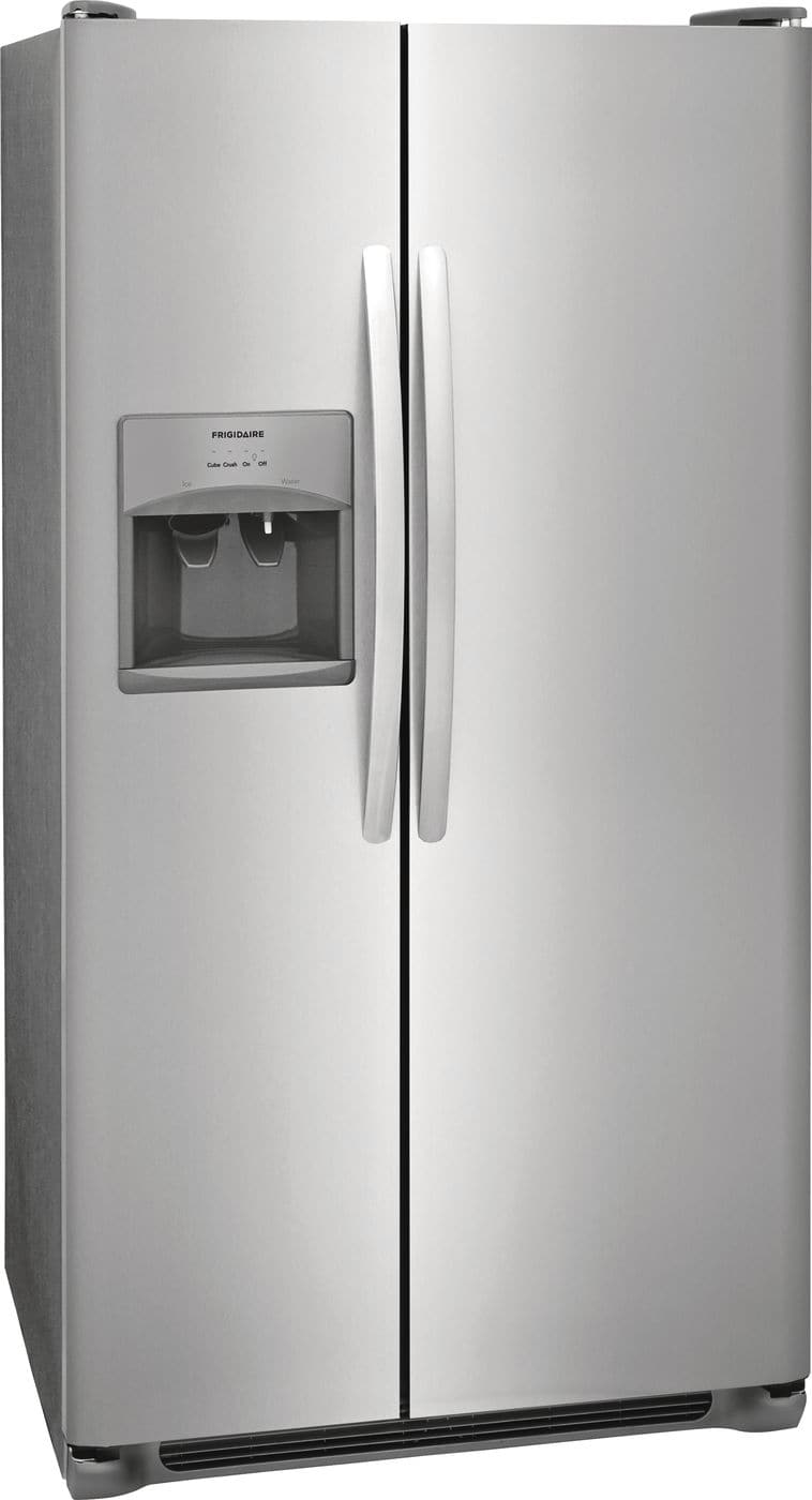 Model: FFSS2615TS | 25.5 Cu. Ft. Side-by-Side Refrigerator